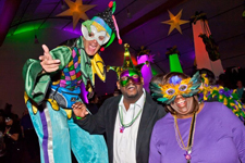 set 1 of 2 M Resort Mardi Gras photos by tom donoghue